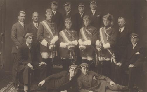 Chargen von 1930